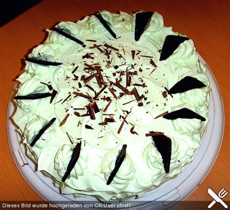 After Eight Torte by After Eight Torte Rezept Mit Bild Superweib