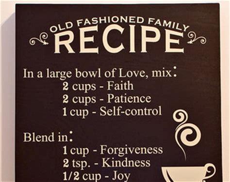 family recipe quotes quotesgram