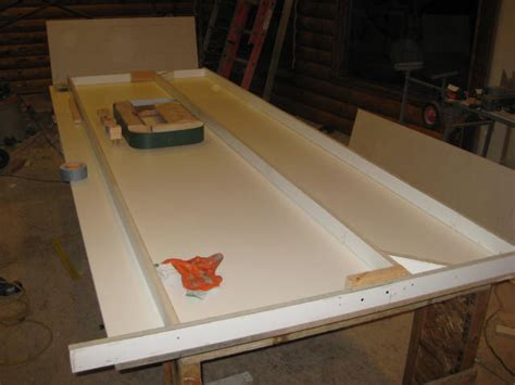 How To Build Kitchen Countertop by Do It Yourself Concrete Countertops