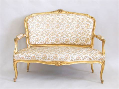 settees and armchairs louis xv suite 19th century rococo settee and 4 armchairs gilded ranavalona from