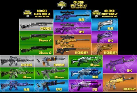 fortnite without guns a fortnite battle royale fan created a unique color