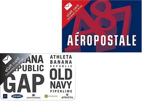 Old Navy Gift Cards Online - hot 15 off gap old navy aeropostale egift cards