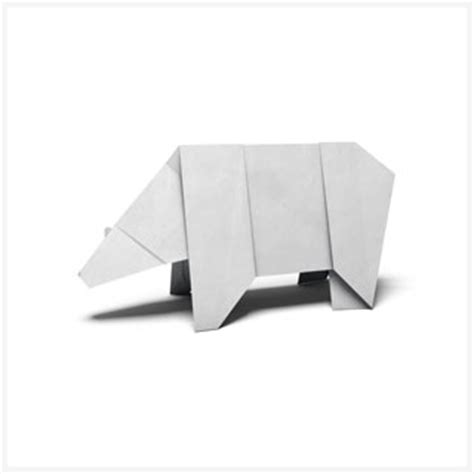 Origami Polar Folding - origami patterns pages wwf