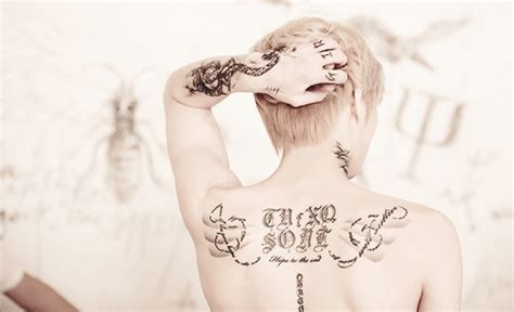 Jaejoong Tattoo Butterfly | jaejoong via tumblr image 1161783 by awesomeguy on