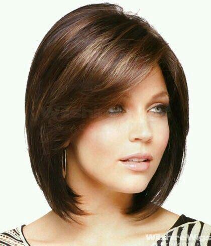 recorte mediano p cortes cabello corto pelo pinterest