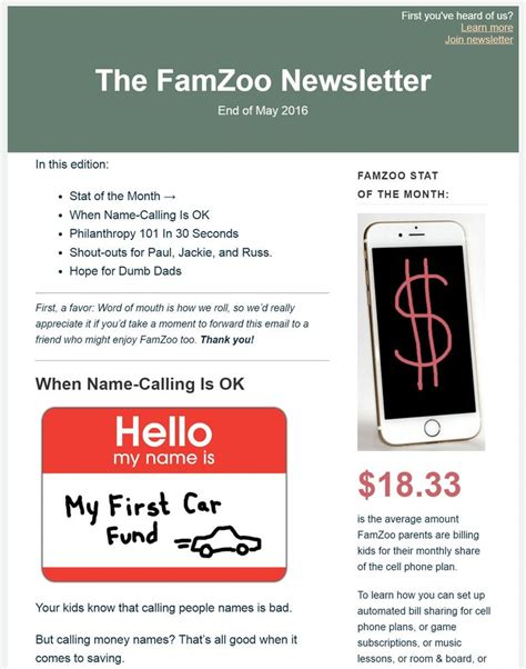 Finance Newsletter Names 17 best images about monthly newsletter teaching