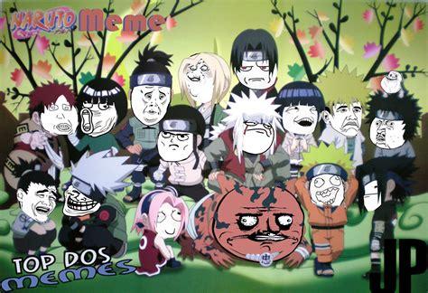 Naruto Meme - naruto memes