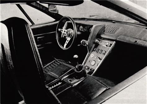 renault alpine a310 interior 1972 renault alpine a310 special coggiola studios