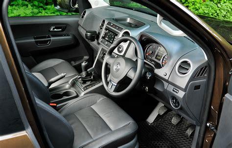 Vw Amarok Interior Pictures by Volkswagen Amarok Pictures Auto Express