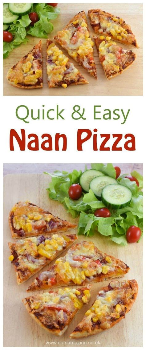 Reader Recipe Simple Naan Pizza by 1187 Best Images About Cooking With On