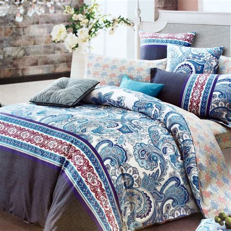 blue damask bedding blue damask beddings furnish villa