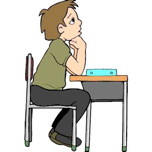 student at a desk student at desk 1 clipart cliparts of student at desk 1