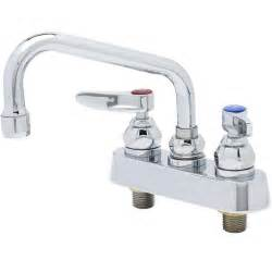 t s b 1110 qt deck mount workboard mixing faucet with 4