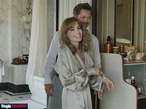 by the sea behind the scenes with angelina jolie and angelina jolie and brad pitt s by the sea behind the