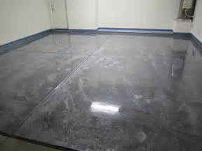 Epoxy Floor Covering Metallic Epoxy Garage Flooring In Arizona Garage Solutions