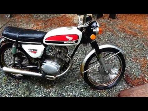 Honda S90z Tahun 1973 1971 honda cb100 funnydog tv