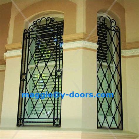 Secure House Windows Decorating Decorative Design Iron House Windows Grill Model In House Style Buy Iron Window Grill