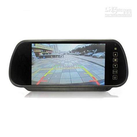 The In Shops See Your Rear On Screen Now by Lcd Bluetooth Mp5 Car Rear View Mirror Monitor In Dubai