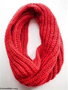 Knitted Infinity Cowl Pattern How To Make 41 Easy And Infinity Scarves Wear Them