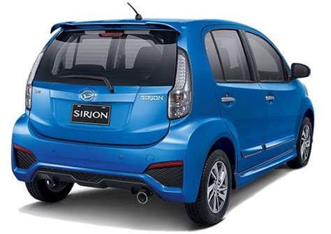 Kas Rem Mobil Daihatsu harga daihatsu sirion dan spesifikasi mei 2018