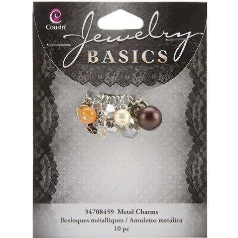 jewelry basics jewelry basics metal charms 122548 create and craft
