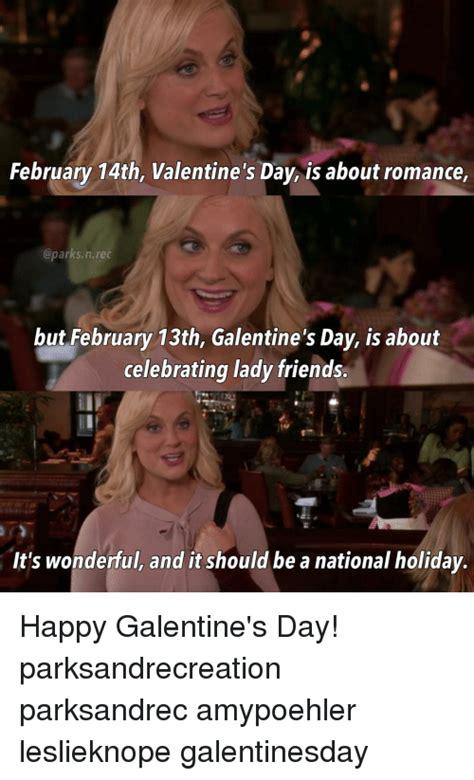 Parks And Rec Valentines Meme