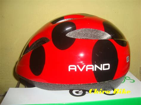 Helm Sepeda Anak Aerogo Pink jual helm sepeda anak avand chiro bike