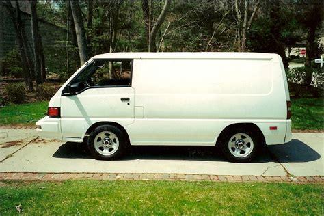 mitsubishi van 1988 mitsubishi minivan 1990 images
