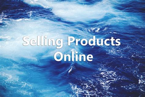 Make Money Online Selling Products - 7 practical ways to make money online