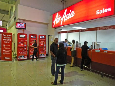 airasia sales office bandung lcct airport kl backpacking who says no money cannot