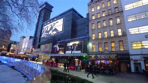Architectural Style Of Home by Leicester Square Cinema London Building E Architect