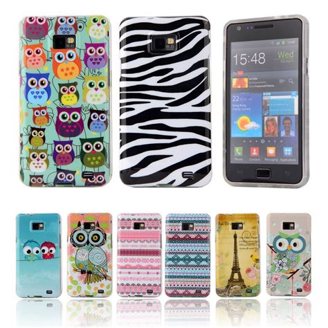 Soft Samsung Galaxy Z2 Jelly Samsung Z2 fashion lovely tpu silicone soft for samsung galaxy s2 sii i9100 s 2 s ii back