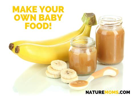 how to make your own food how to make baby food