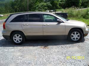 Picture of 2004 chrysler pacifica base awd exterior