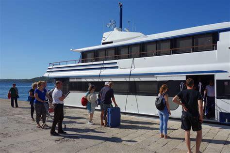 catamaran zadar sali f 228 hre zadar sali kroatien liebe