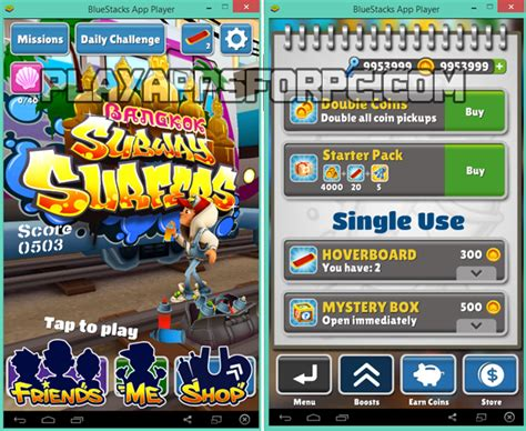 subway surfers hacked version apk subway surfers thailand bangkok hacked apk play apps for pc