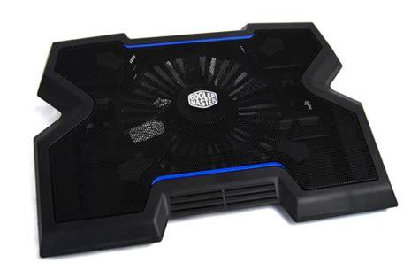 Cooler Master Notepal X3 Silent Fan Laptop Cooling Fan Black cooler master notepal x3 big fan blue lights hardwarezone sg