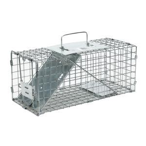 havahart small 1 door live animal cage trap 1077 the