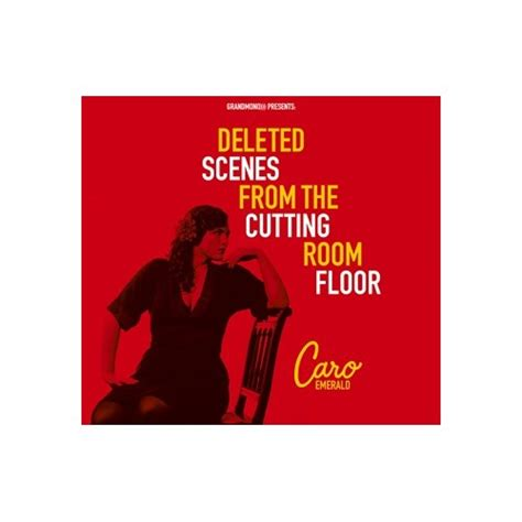 deleted from the cutting room floor caro emerald deleted from the cutting room floor fiyatı