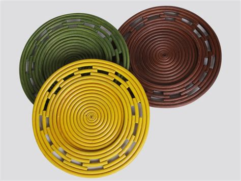Rattan Charger Plates At Target Color Choice MODERN HOUSE