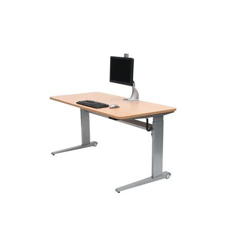 Conset Dm17 Height Adjustable Desk Ergoport Conset Height Adjustable Desk