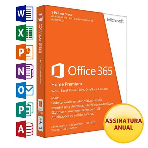 Microsoft 365 Home by Microsoft Office 365 Home Premium Luxemburgo Inform 225 Tica
