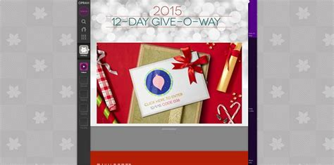 Www Oprah 12days Giveaway Com - enter codes at oprah com 12days to win oprah s favorite things 2016