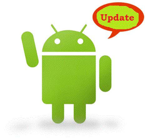 how to update on android how to update android on your tablet pc my tablet guru