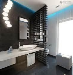 modern toilet partition effect picture bathroom
