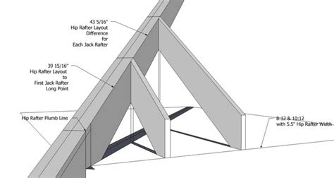 rafter layout video roof framing geometry rafter tools for iphone jack