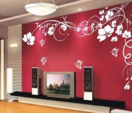 Paint Stickers For Wall anyone wall in the living room then these living room wall painting