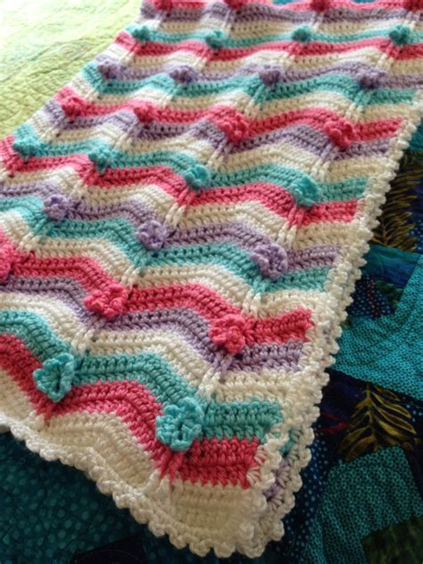 pattern red heart yarn blanket using the pattern found here http www redheart