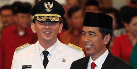 ahok jokowi kristen media ntt ahok sah menjadi gubernur dki jakarta