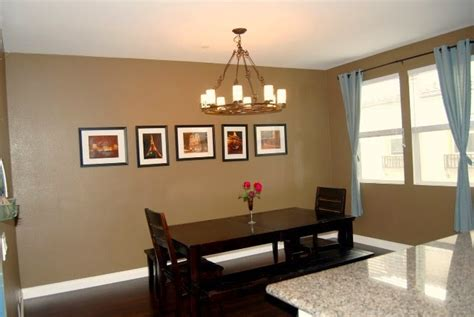 Ideas For Dining Room Walls Wall Paint Ideas For Dining Room